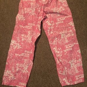 PINK Victoria's Secret Intimates & Sleepwear - Victoria's Secret Pink PJ Pants SZ LARGE NWOT